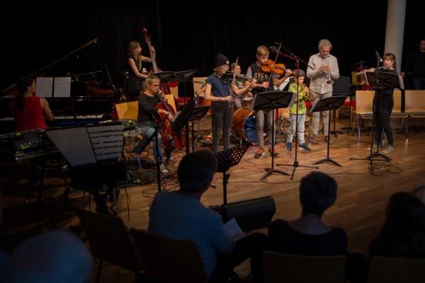 Big Band Workshop - Foto: Manfred Weinberger