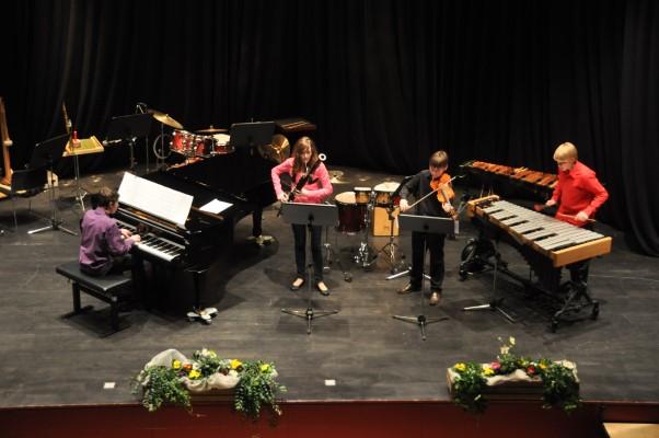 Gemischtes Ensemble 2 Markus Lindner Foto