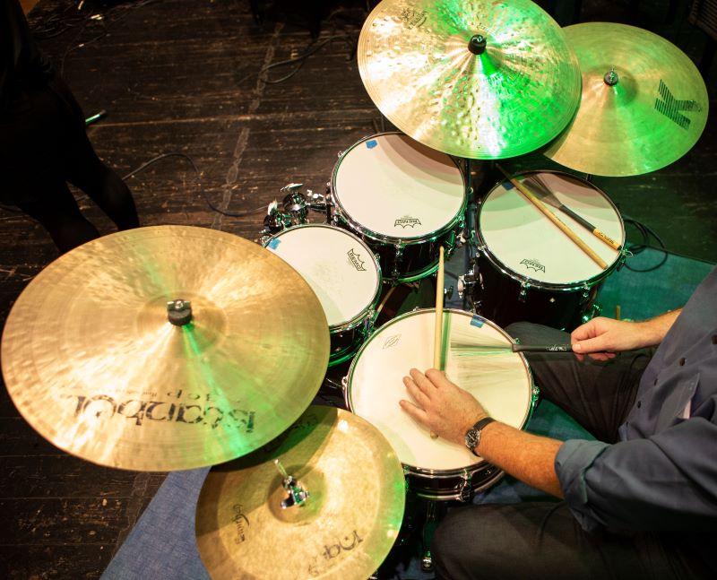 drumset Bernhard Brunmair web