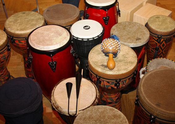 SCHLAGW Percussion