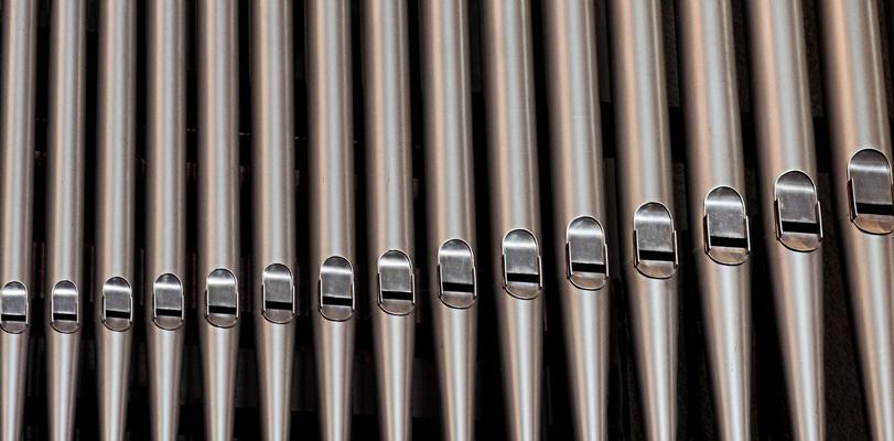 TASTEN Orgel
