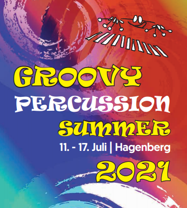 Groovy Percussion Summer 2021